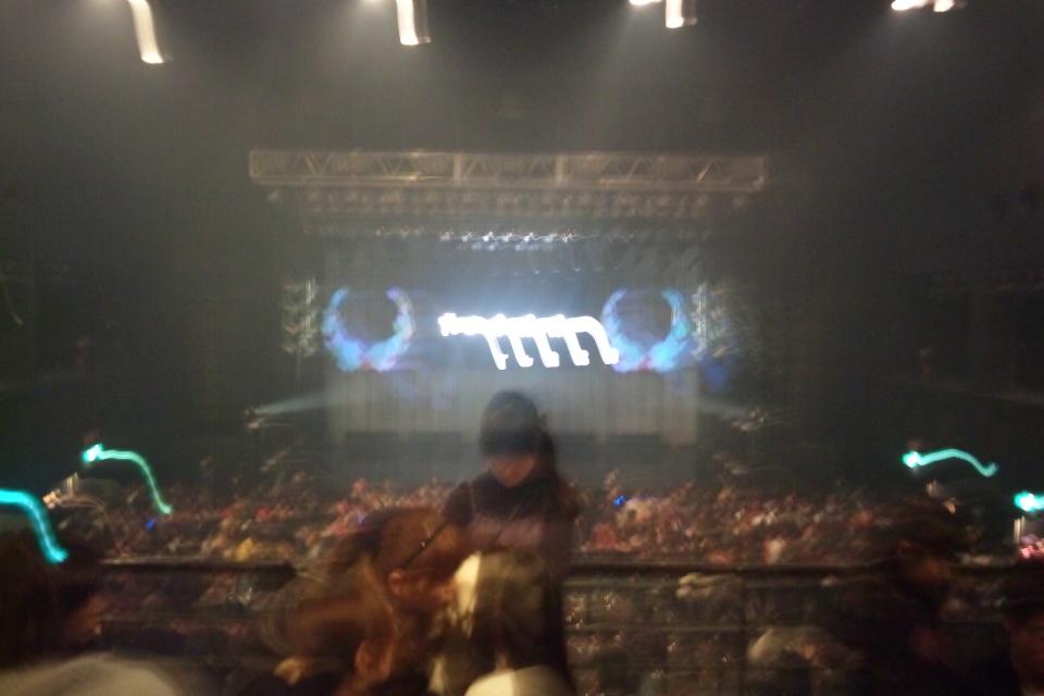 12月22日ZEPP大阪 T-ARAクリスマスライブ