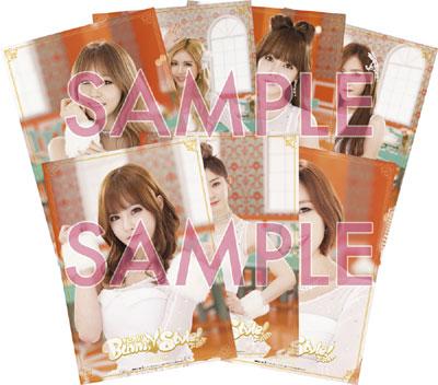 T-ARAの6thシングル『バニスタ!』ソロショットポスター画像が公開
