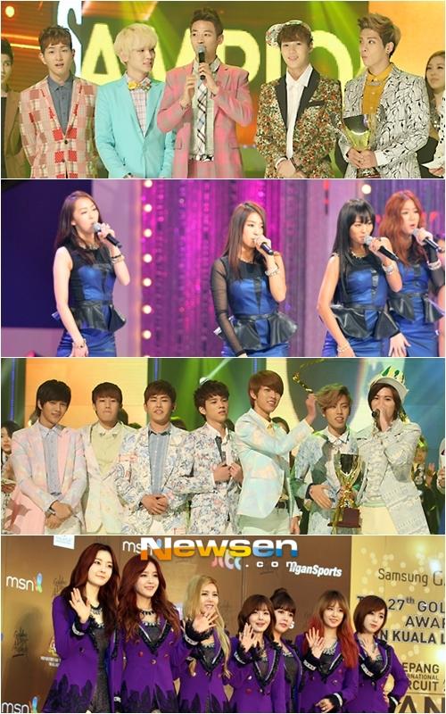 『Mカウントダウン』台湾公演-T-ARA,SISTAR,SHINee,INFINITEなどが参加