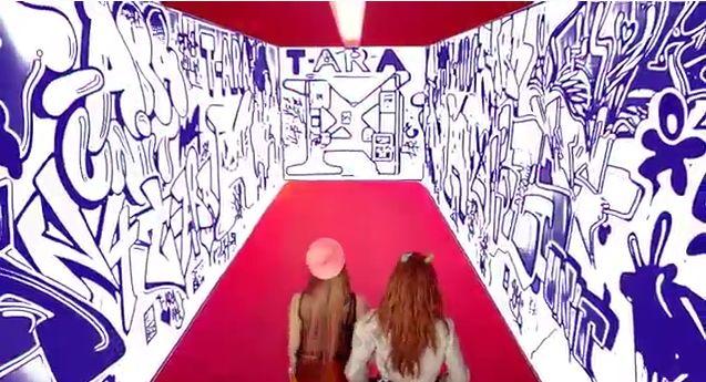 T-ARA N4『田園日記』のダンスバージョンMVティザー動画が公開!