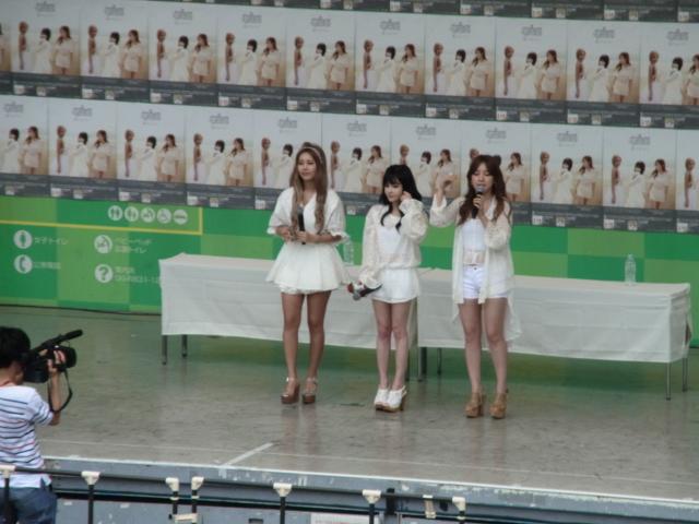【6月9日】QBS『風のように』リリースイベント大阪会場の参戦レポート