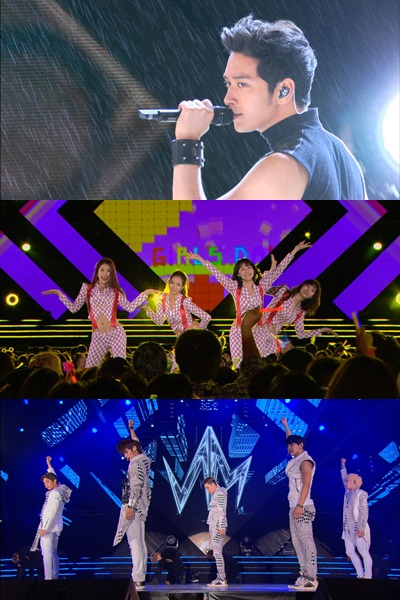 T-ARA・2PM·Girl's Day…『熊本K-POPフェスティバル』の模様が15日に放送!