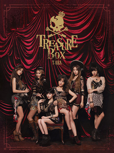 【12月4日】『T-ARA JAPAN TOUR 2013 TREASURE BOX LIVE IN BUDOKAN』発売ショップ