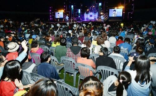 T-ARAも参加する韓流コンサート『2013韓流ドリームフェスティバル』