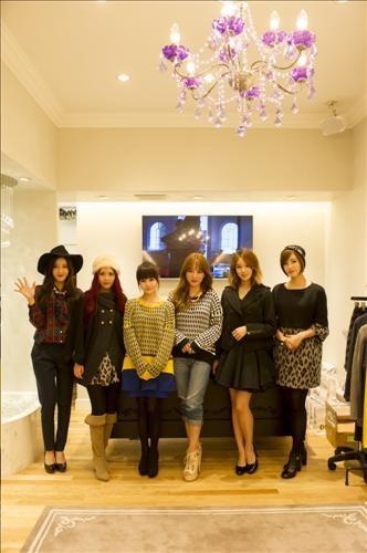 T-ARAが日本のファッションブランド『DPG!』のモデルに起用