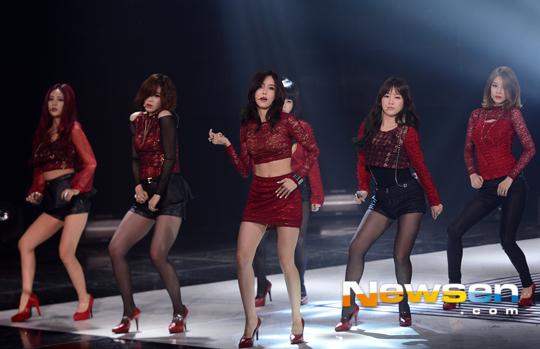 【No.9】10月30日『THE SHOW:ALL ABOUT K-POP』「T-ARAのセクシーカリスマ」
