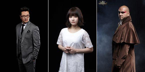 ボラム主演のミュージカル『ロストガーデン』が17日から韓国で開演