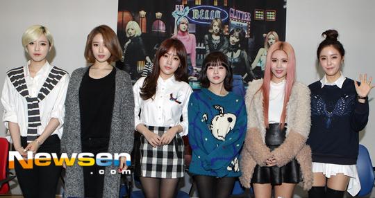 T-ARA1月8日安養ファンサイン会「6人6色の魅力♪」