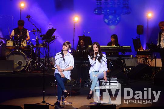 ウンジョンとヒョミンが『音楽旅行イエスタデイ』出演「ライブバンドと一緒に公演」