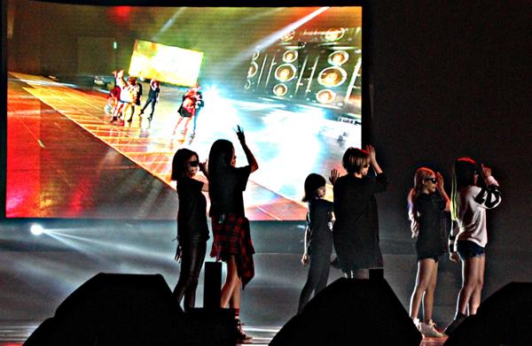 韓国アイドルT-ARAの2/14カンボジア公演「現地での人気を実証」