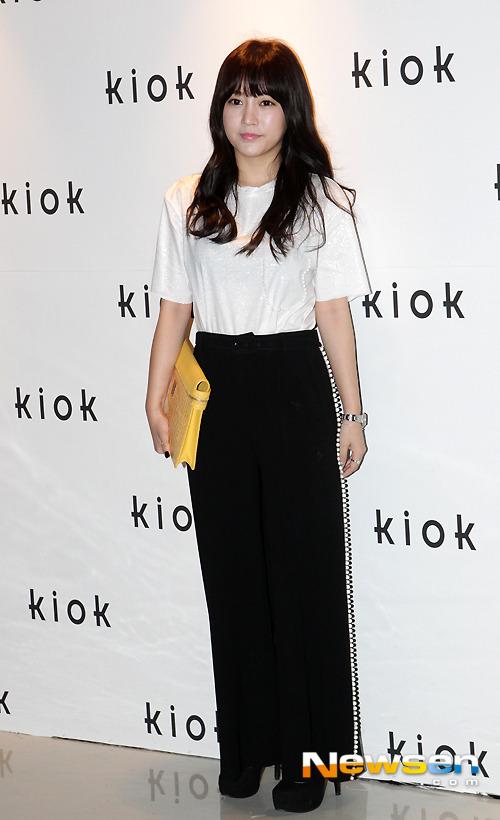 ソヨン・ヒョミンが3月25日『ソウルファッションウィーク』のイベントに登場