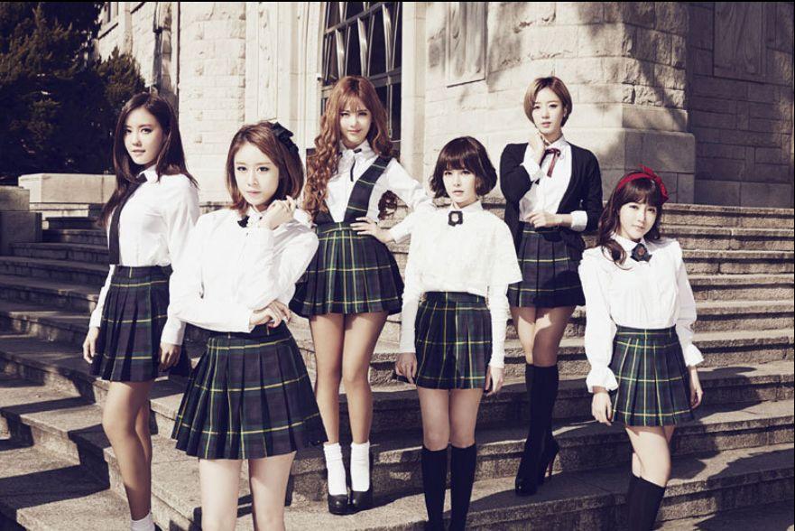 T-ARA日本3rdアルバム『GossipGirls』ジャケット画像が公開