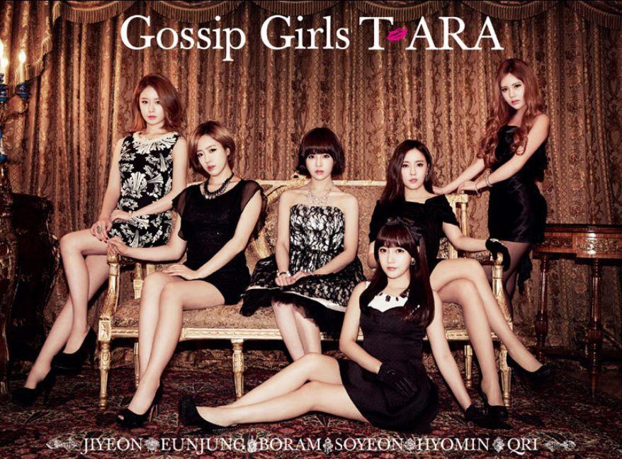 『GossipGirls』ダイヤモンド盤収録のバラエティが5月7日放送