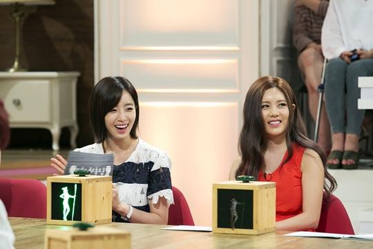 T-ARAキュリ、ウンジョンが韓国バラエティ『魔女狩り』に出演
