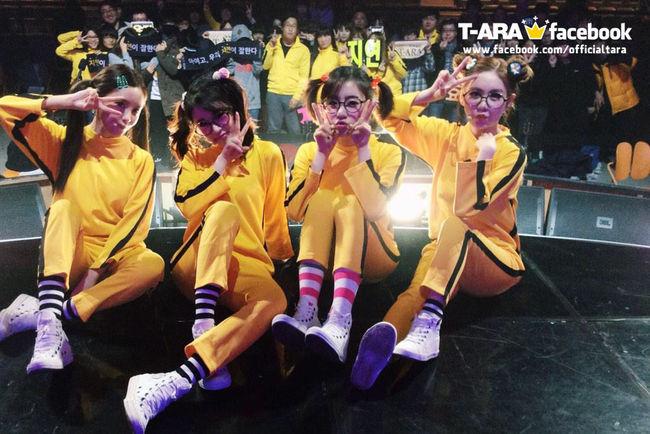 T-ARA『小さなリンゴ』のMV試聴数が中国で800万を突破