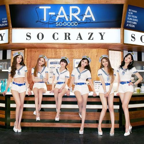 T-ARA『So Crazy』:米国ビルボードチャート席巻「ファンの愛に感謝」