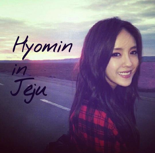 ヒョミンが3月にソロ「EXOやSHINeeのプロデューサーと共に」