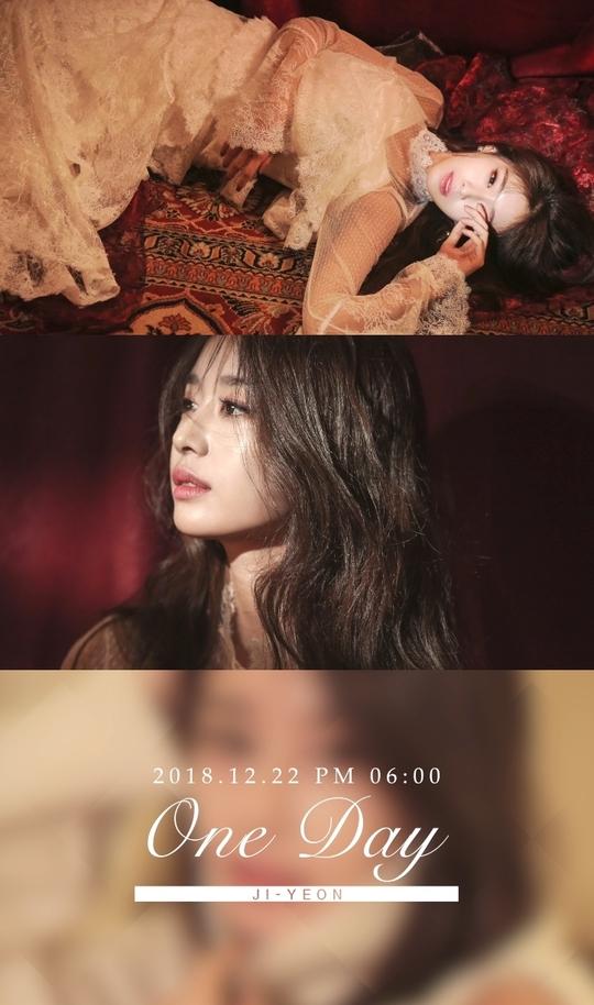 ジヨンがシングル『One Day』のティーザー動画を公開!