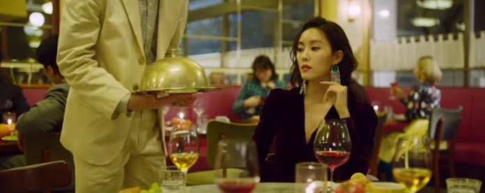 T-ARAヒョミン『Allure』MV動画